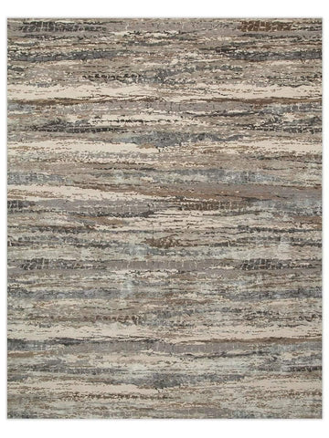 Como - ESK433 White/Ashwood Area Rug - Jordans Flooring