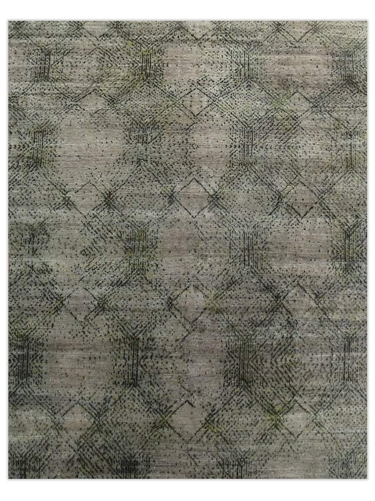 Kabru C2952Z56 Grey Green Area Rug - Jordans Flooring