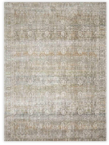 Antiquity - Ivory Multi 2063E Machine Made Area Rug - Jordans Flooring
