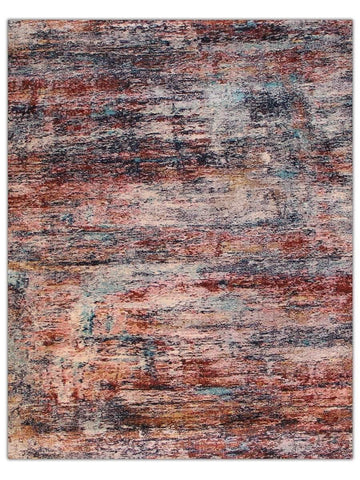 Antiquity - Multi 521W, Machine Made Area Rug - Jordans Floor Covering