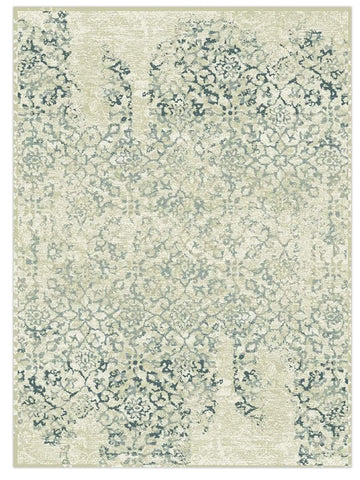 Decor - Winter 8026W Machine Made Area Rug - Jordans Flooring