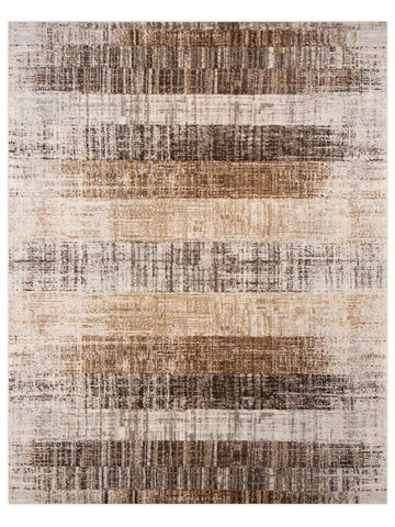 Designer Collection - Taupe 63433-8282 Machine Made Area Rug - Jordans Flooring