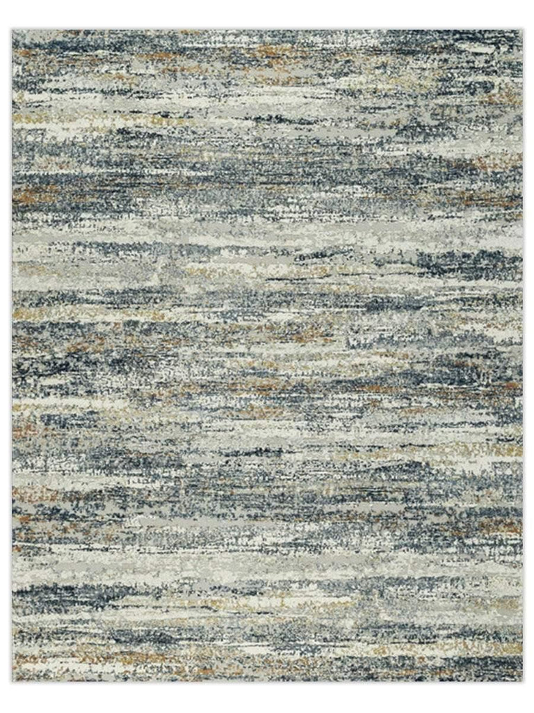 Desert Dreams - Basalt Blue Machine Made Area Rug - Jordans Flooring
