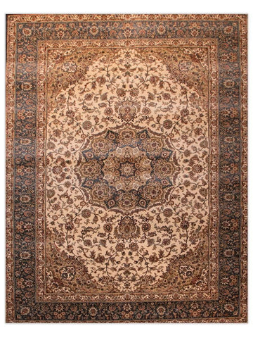 Heirloom - Ivory Slate 55131630 Machine Made Area Rug - Jordans Flooring