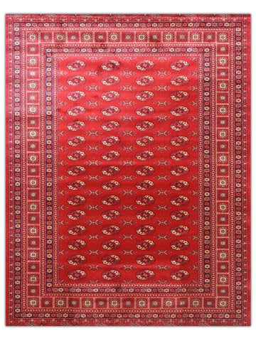 Heirloom - Merlot 012, Machine Made Area Rug - Jordans Floor Covering