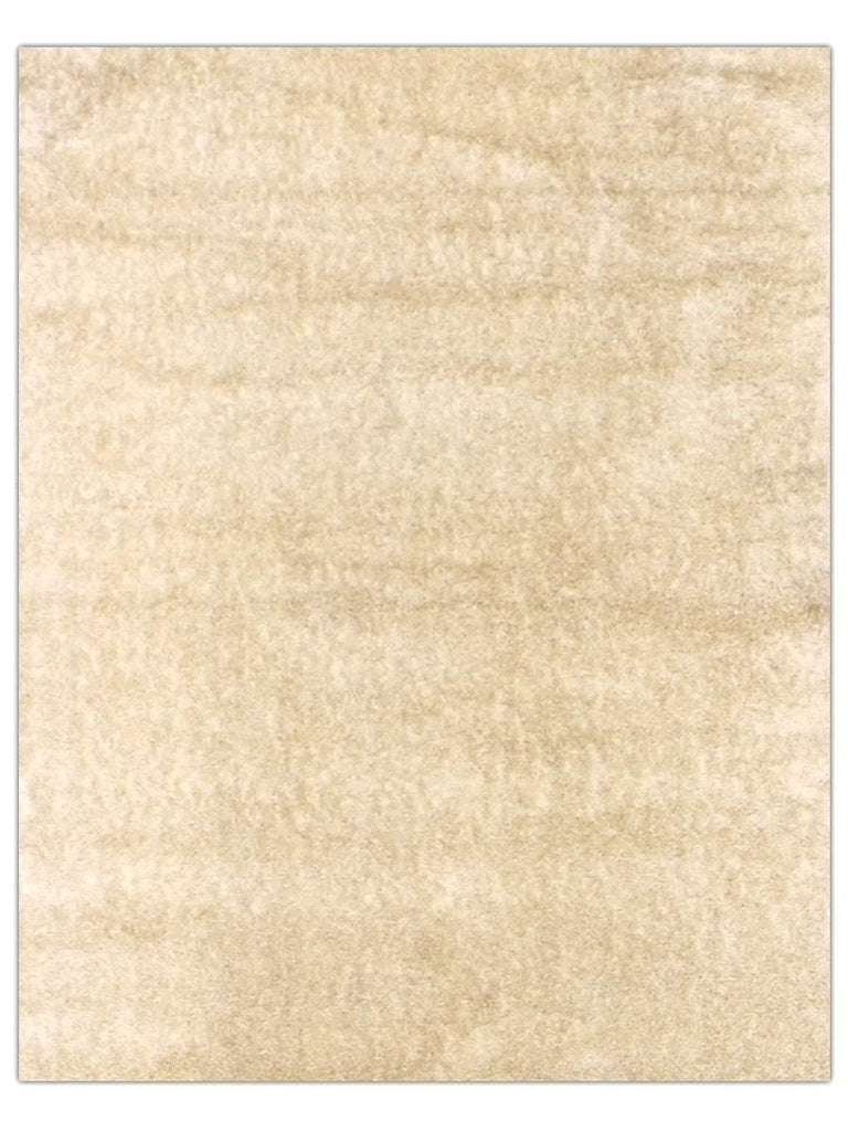 Metro Shag - Beige 520Y, Machine Made Area Rug - Jordans Floor Covering