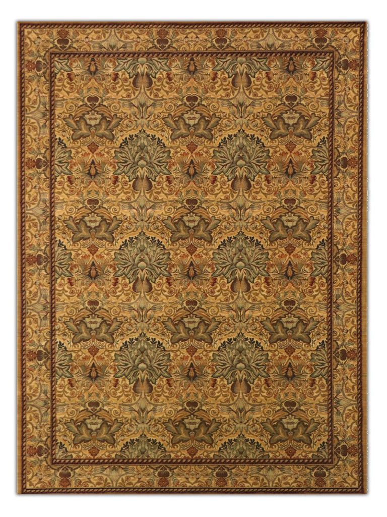 Sultano - Beige 050J Machine Made Area Rug - Jordans Flooring