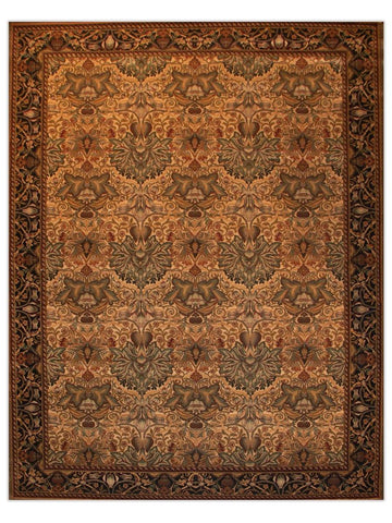 Sultano - Beige 050H Machine Made Area Rug - Jordans Flooring