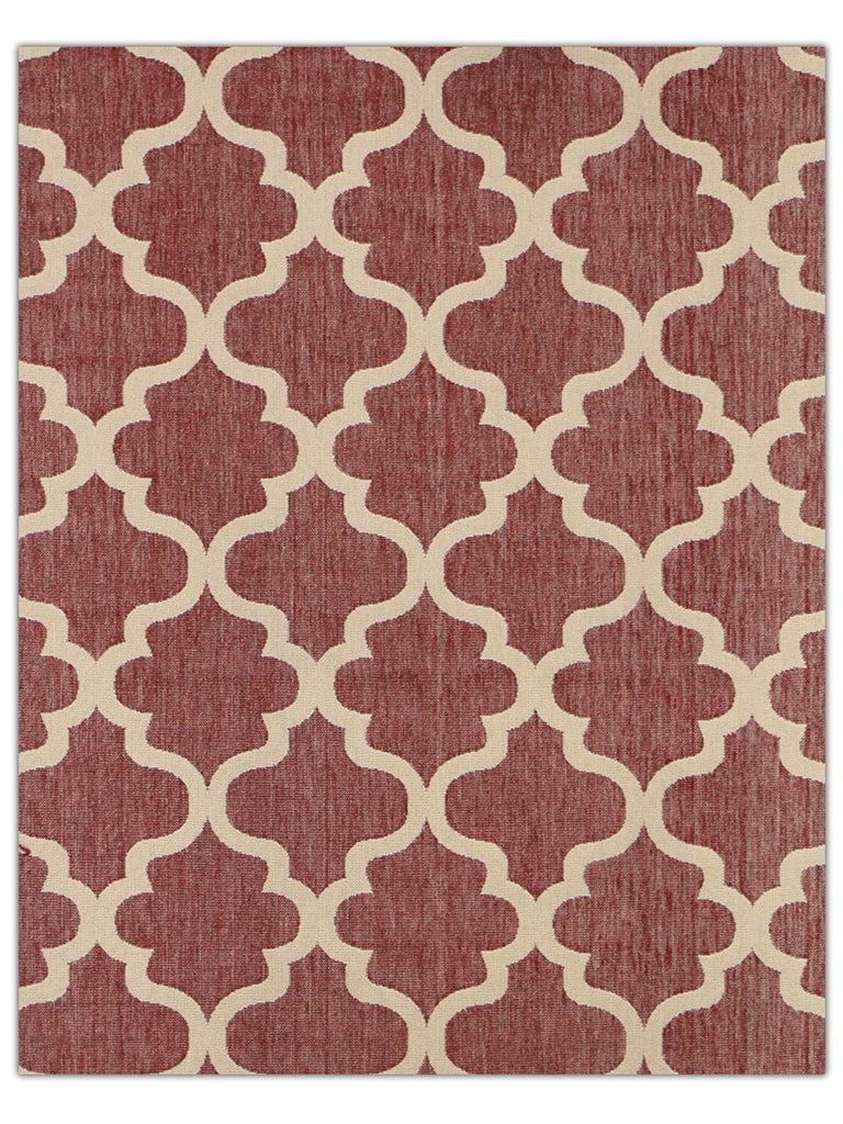 Terrace Outdoor - Ruby 132R Machine Made Area Rug - Jordans Flooring