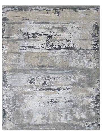 Abshar - 3040B Grey, Area Rug - Jordans Floor Covering