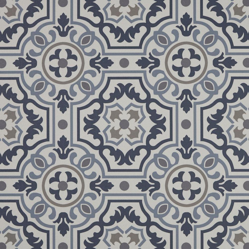 Luxury Vinyl Sheet - Tapestry / Denim Sheet Vinyl - Jordans Flooring