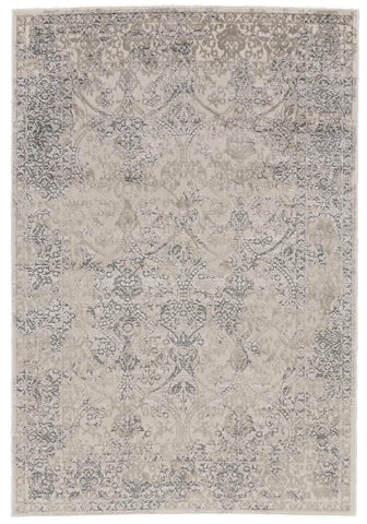 Prevost - Light Grey (3682) Area Rug - Jordans Flooring