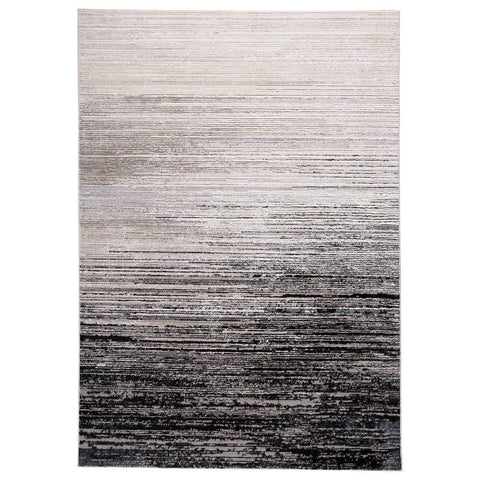 Alloy - Black/Dark Grey | Area Rug Area Rug - Jordans Flooring