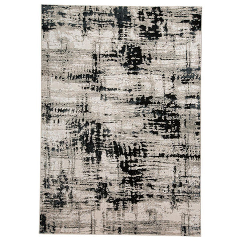 Alloy - Black | Area Rug Area Rug - Jordans Flooring