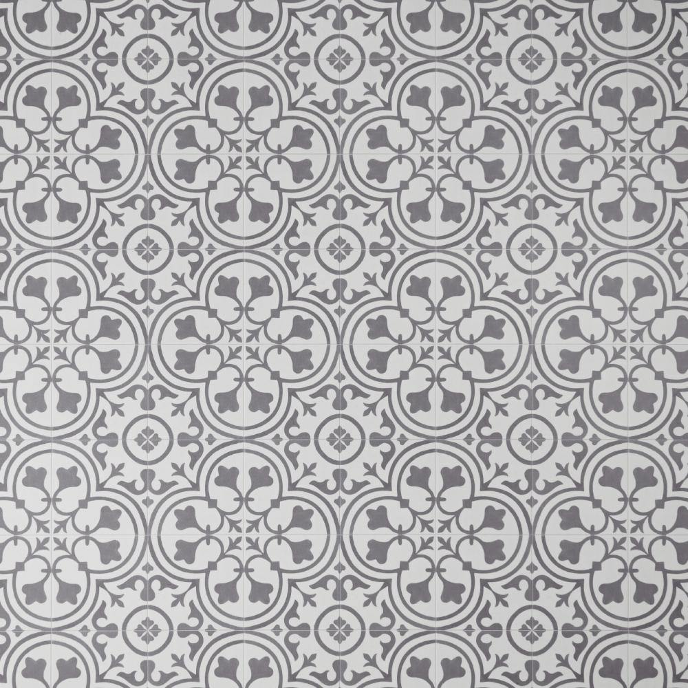 Luxury Vinyl Sheet - Deco / Steel, Sheet Vinyl - Jordans Floor Covering