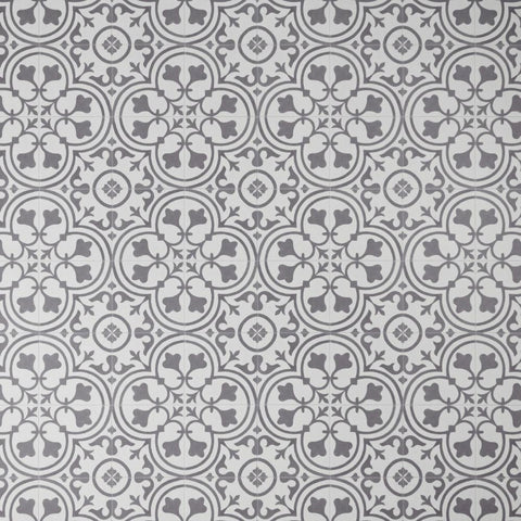 Luxury Vinyl Sheet - Deco / Wrought Iron Sheet Vinyl - Jordans Flooring