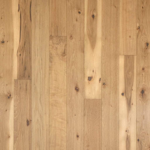 "6"" Edinburgh Natural Hardwood - Castle Collection - Jordans Flooring"