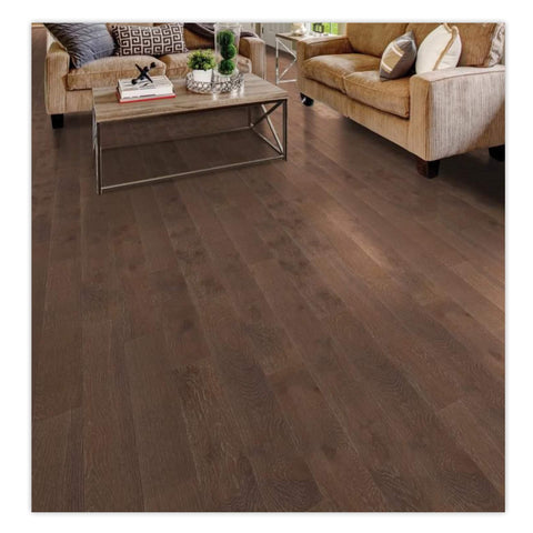 Iron Mountain Oak Engineered Hardwood, Hardwood - Jordans Floor Covering