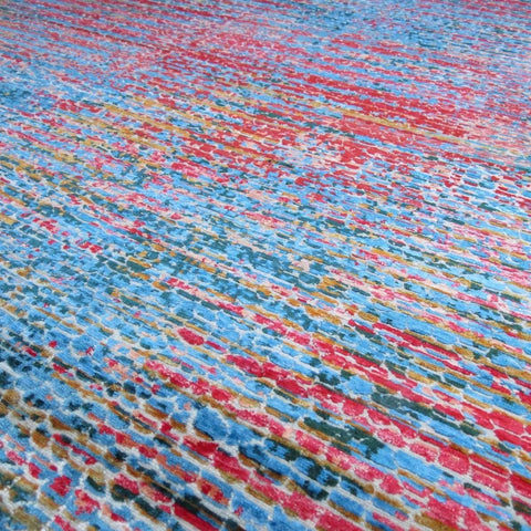 Razzle Dazzle - Multi-Colour Area Rug - Jordans Flooring