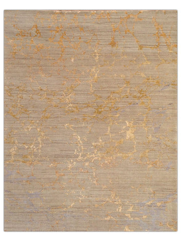 Torino - Light Gold/Multi Marbled Area Rug - Jordans Flooring