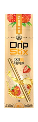 Stash CBD Drip Stix Lab and Test Results, potency, synthetics cannabinoid, microbial, pesticide analysis