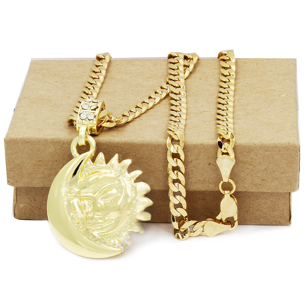 The Sun&Moon Necklace