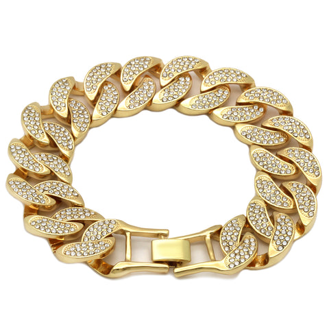 CUBAN BRACELET 20mm