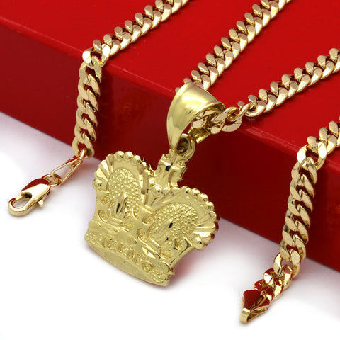 CROWN PENDANT