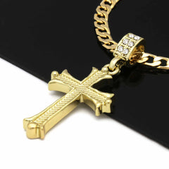 The  Cross Necklace 3