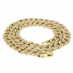 FULLY CUBAN CHAIN/TENNIS CHAIN Bundle