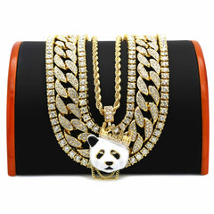 TENNIS CUBAN Bundle Set-Panda