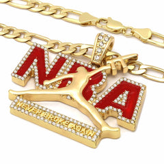 The Never Broke Again Necklace