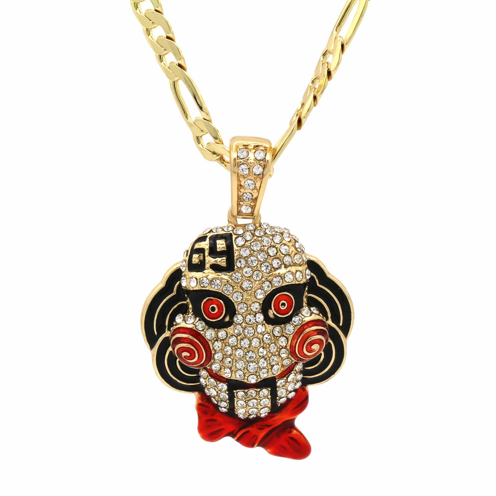 The Saw 69 Necklace