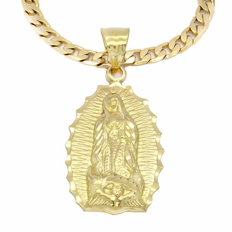 LUPE OVAL PENDANT
