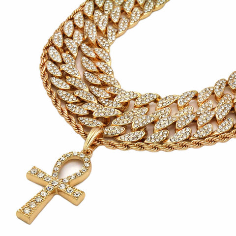 2 CUBAN Bundle Set-Ankh