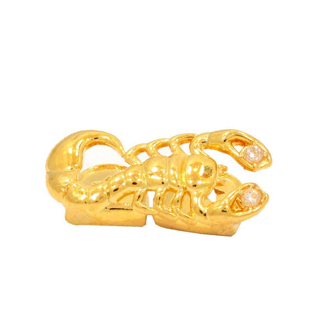 GOLD GRILLZ SCORPION