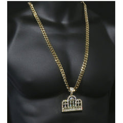 Gold Last Supper NECKLACE