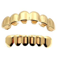 GRILLZ SET BLINGKINGSTAR PLAIN
