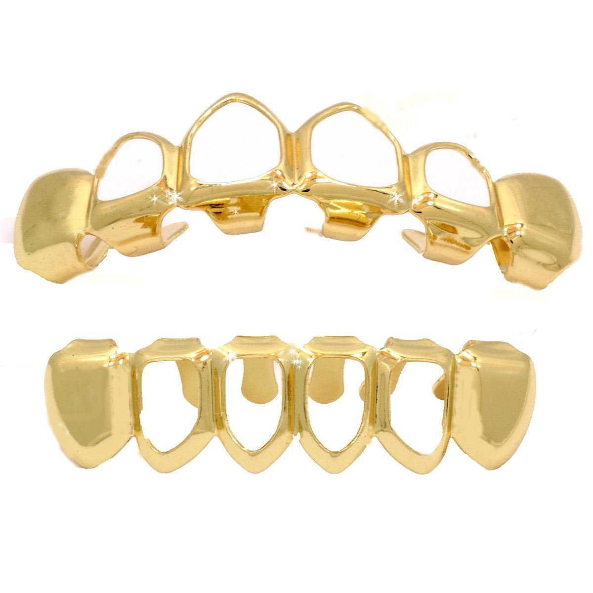 GRILLZ SET BLINGKINGSTAR OPEN
