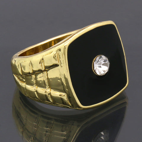 GOLD BLACK STONE MIDDLE