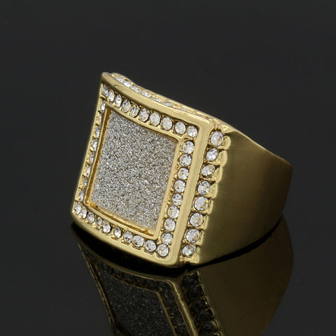 GOLD SQUARE SILVER STARDUST