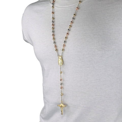 GUADALUPE 3 TONE ROSARY