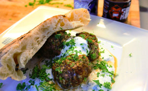Kofte! For when you crave something different.