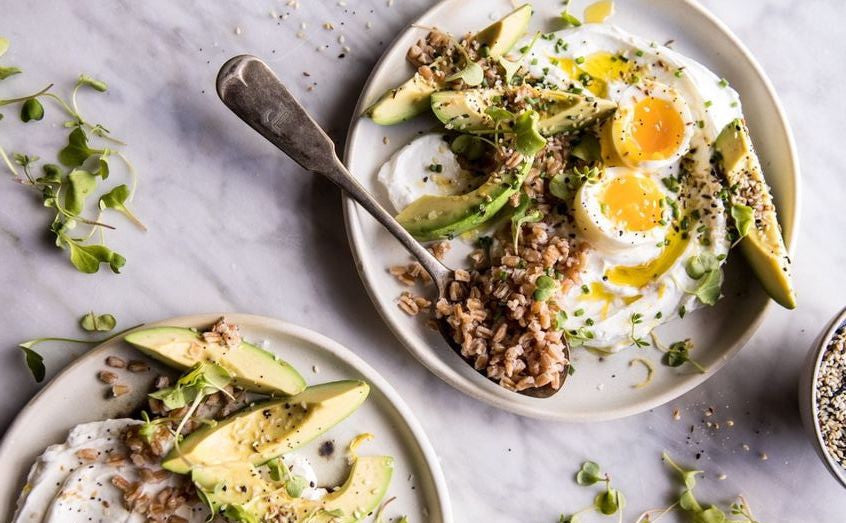 Five ideas for breakfast that won't leave you hungry