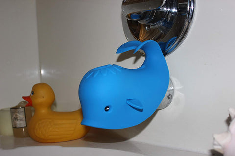 Image of Bath Spout Cover for Bathtub - Faucet Baby Covers Protects Baby