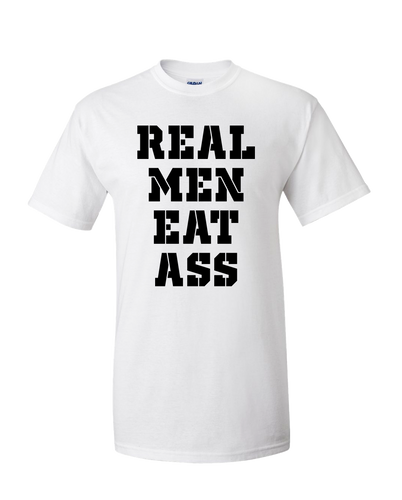 Real Men T Shirt