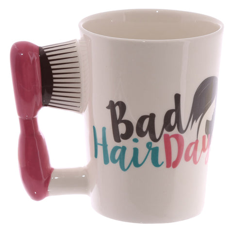 Bad Hair Day / I Woke Up Like This Mug