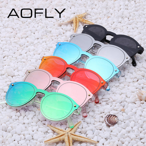 Womens Mirror Sunglasses - 6 Colors