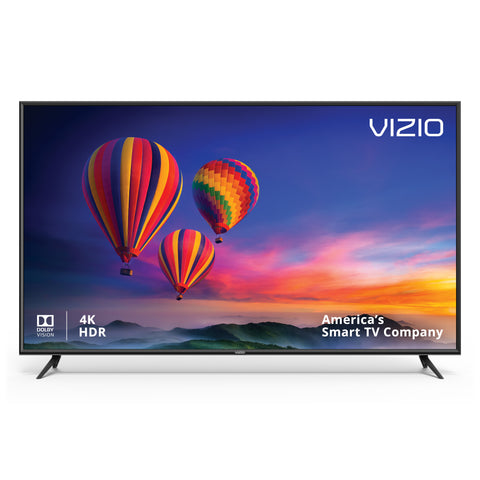 "E55-F1 VIZIO 55"" Class E-Series 4K (2160P) Ultra HD HDR Smart LED TV (Recertified) 1 year warranty Free Delivery"