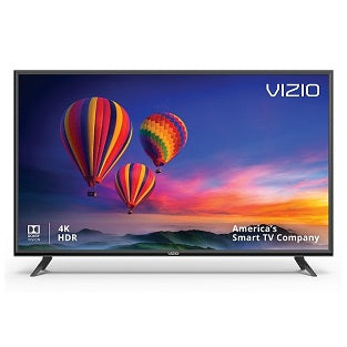 "E43-F1 VIZIO 43"" Class E-Series 4K (2160P) Ultra HD HDR Smart LED TV (Recertified) 1 year warranty Free Delivery"